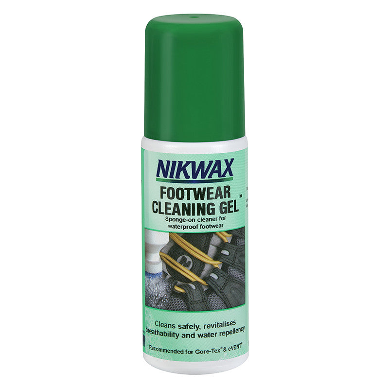Shop for Nikwax at Footwear Cleaning Gel- 125ml at Gearaholic.com.sg