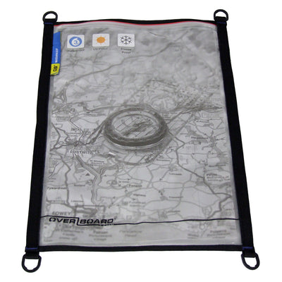 OverBoard-Waterproof Map Pouch - A3-Waterproof Map Case-Gearaholic.com.sg