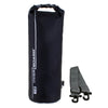 OverBoard-Waterproof Dry Tube Bag - 12 Litre-Waterproof Dry Tube-Black-Gearaholic.com.sg
