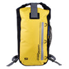 OverBoard-Classic Waterproof Backpack - 20 Litres-Waterproof Backpack-Yellow-Gearaholic.com.sg