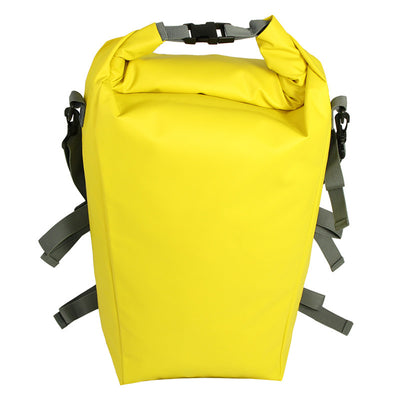 OverBoard-Waterproof Kayak Deck Bag - 20 Litre-Waterproof Kayak Bag-Yellow-Gearaholic.com.sg