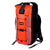OverBoard-Pro-Vis Waterproof Backpack - 20 Litre-Waterproof Backpack-High-Vis Orange-Gearaholic.com.sg