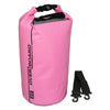OverBoard-Waterproof Dry Tube Bag - 20 Litre-Waterproof Dry Tube-Pink-Gearaholic.com.sg