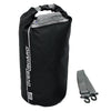 OverBoard-Waterproof Dry Tube Bag - 20 Litre-Waterproof Dry Tube-Black-Gearaholic.com.sg
