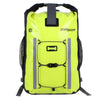 OverBoard-Pro-Vis Waterproof Backpack - 30 Litre-Waterproof Backpack-High-VIs Yellow-Gearaholic.com.sg