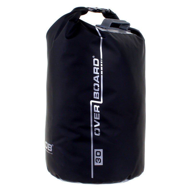 OverBoard-Waterproof Dry Tube Bag - 30 Litre-Waterproof Dry Tube-Black-Gearaholic.com.sg