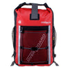 OverBoard-Pro-Sports Waterproof Backpack - 30 Litres-Waterproof Backpack-Red-Gearaholic.com.sg