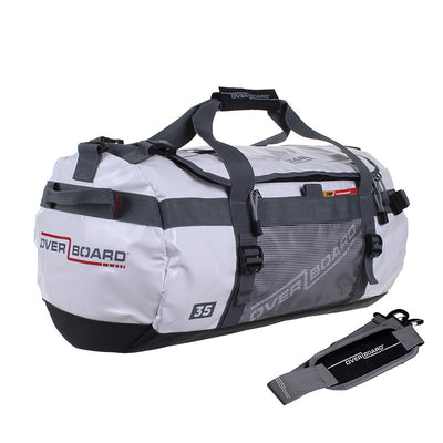 OverBoard-Adventure Duffel - 35 Litres-Duffel-White-Gearaholic.com.sg