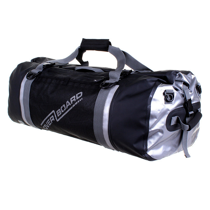 OverBoard-Pro-Sports Waterproof Duffel Bag - 60 Litre-Waterproof Duffel-Black-Gearaholic.com.sg