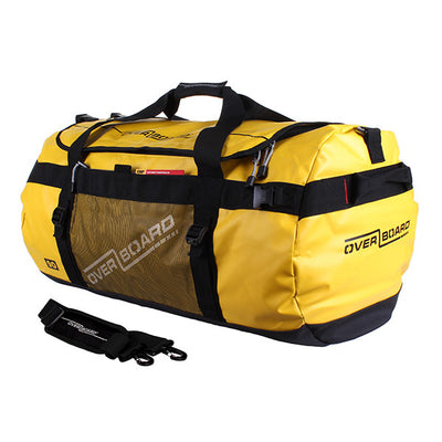 OverBoard-Adventure Duffel Bag - 90 Litres-Duffel-Yellow-Gearaholic.com.sg