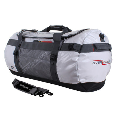 OverBoard-Adventure Duffel Bag - 90 Litres-Duffel-White-Gearaholic.com.sg