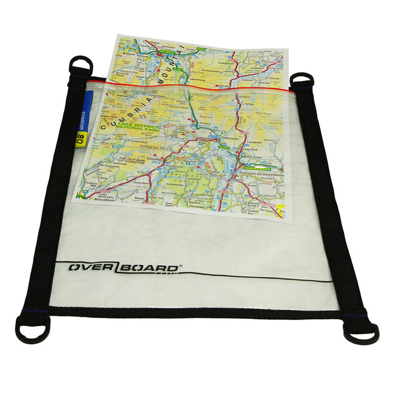 Waterproof Map Pouch - A4