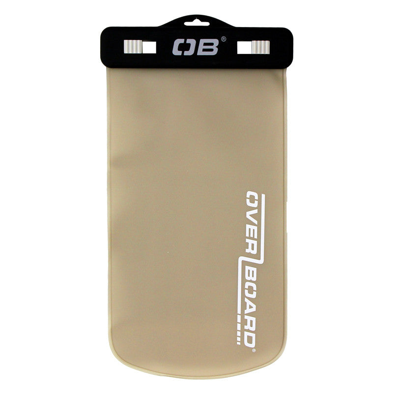 OverBoard-Multipurpose Waterproof Case - Medium-Waterproof Multipurpose Case-Frost-Gearaholic.com.sg