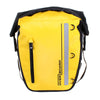 OverBoard-Classic Waterproof Bike Pannier - 17 Litres-waterproof Bike Pannier-Yellow-Gearaholic.com.sg