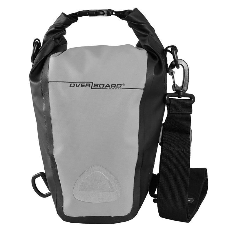 OverBoard-Waterproof SLR Camera Bag-Waterproof Camera Bag-Grey/Black-Gearaholic.com.sg