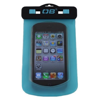 OverBoard-Waterproof Small Phone Case-Waterproof Phone Case-Aqua-Gearaholic.com.sg