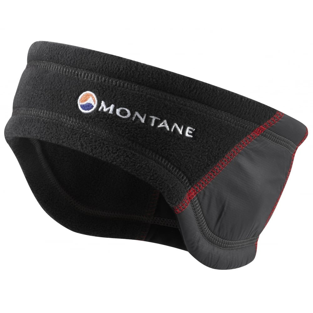 Montane-Rock Band-Headwear-Black-Gearaholic.com.sg