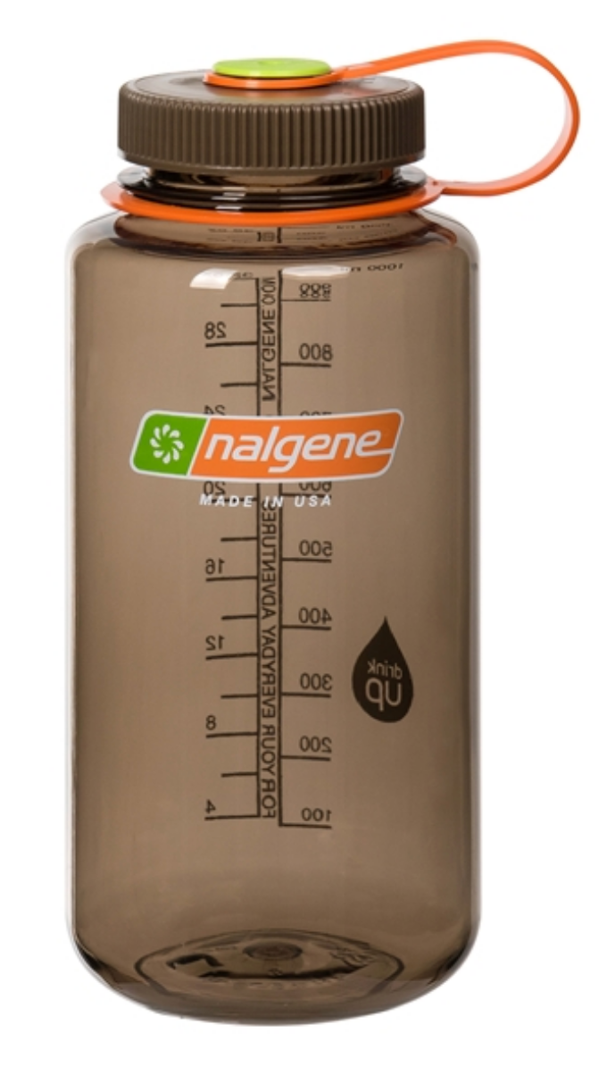 Nalgene-32oz 1L Wide Mouth BPA Free Water Bottle-Water Bottle-Woodsman-Gearaholic.com.sg