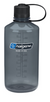 Nalgene-32oz 1L Narrow Mouth BPA Free Water Bottle-Water Bottle-Grey-Gearaholic.com.sg