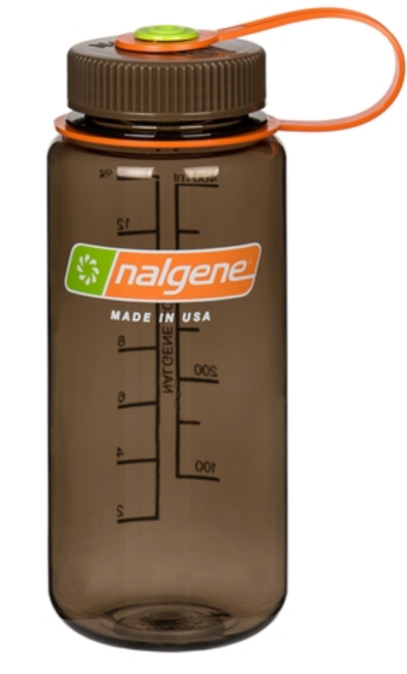 Nalgene-16oz 500ml Wide Mouth BPA Free Water Bottle-Water Bottle-Woodsman-Gearaholic.com.sg