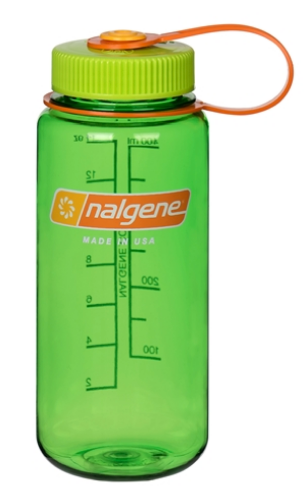 Nalgene-16oz 500ml Wide Mouth BPA Free Water Bottle-Water Bottle-Melon Ball-Gearaholic.com.sg