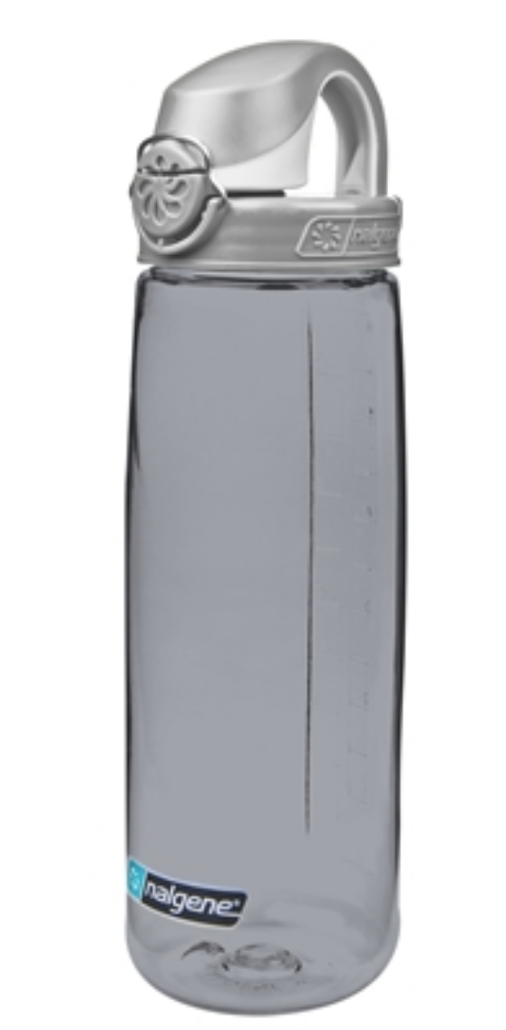Nalgene-24Oz 709ml On The Fly (OTF) BPA-Free Water Bottle-Water Bottle-Smoke-Gearaholic.com.sg