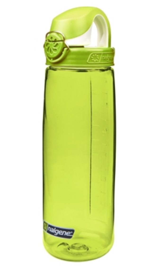 Nalgene-24Oz 709ml On The Fly (OTF) BPA-Free Water Bottle-Water Bottle-Spring Green-Gearaholic.com.sg