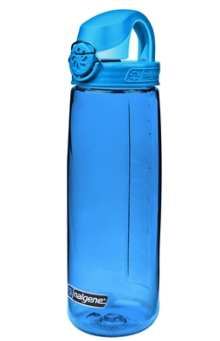 Nalgene-24Oz 709ml On The Fly (OTF) BPA-Free Water Bottle-Water Bottle-Blue-Gearaholic.com.sg