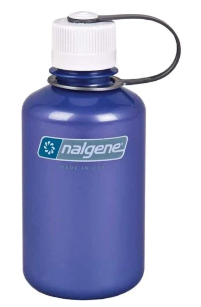 Nalgene-32oz 1L Narrow Mouth BPA Free Water Bottle-Water Bottle-Lilac-Gearaholic.com.sg