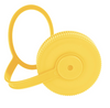 Nalgene-Replacement Loop-Top Cap (Individual Pack)-Other Accessories-Yellow-63mm-Gearaholic.com.sg