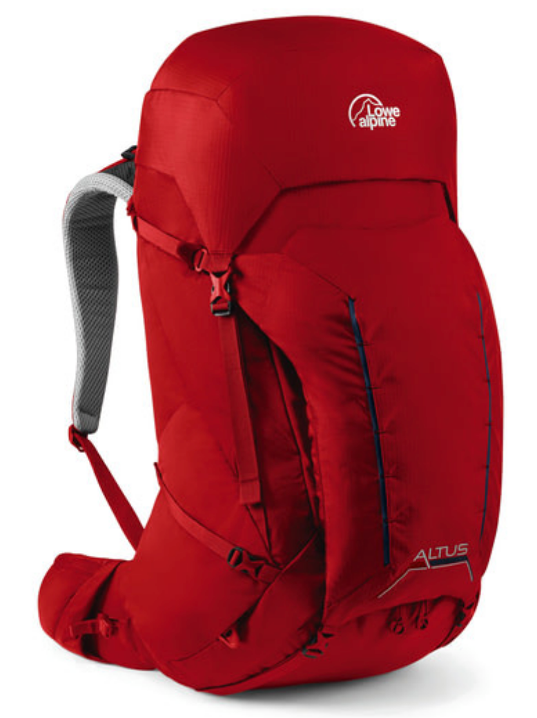 Lowe Alpine-Altus 52:57-Backpacking Pack-Oxide-Gearaholic.com.sg