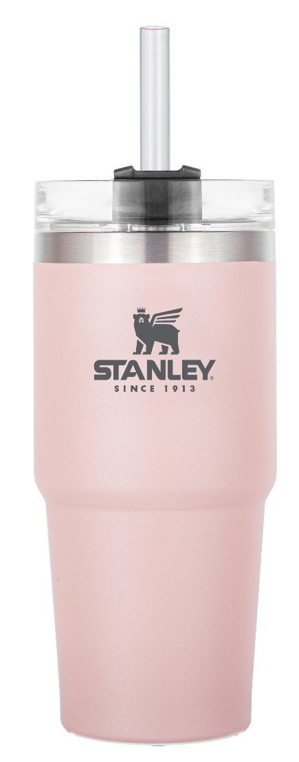 Stanley-Adventure Series Quencher Tumbler 473ml-Vacuum Bottle-Peach Whip-Gearaholic.com.sg