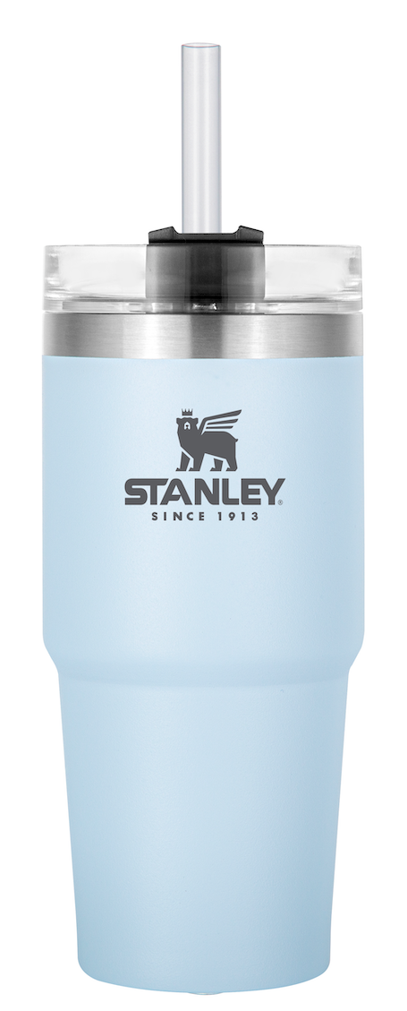 Stanley-Adventure Series Quencher Tumbler 473ml-Vacuum Bottle-Polar Blue-Gearaholic.com.sg