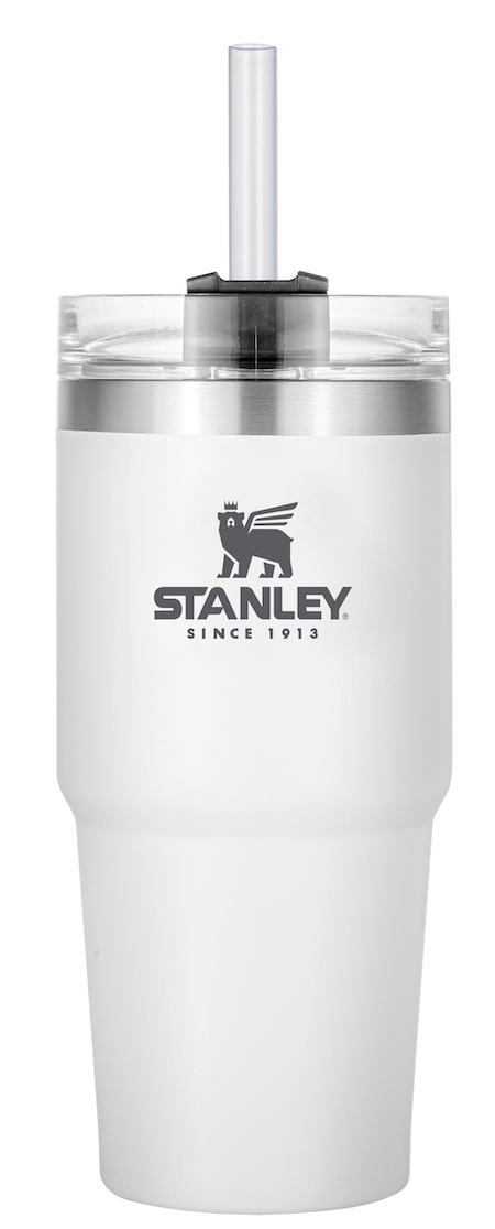 Stanley-Adventure Series Quencher Tumbler 473ml-Vacuum Bottle-Polar White-Gearaholic.com.sg