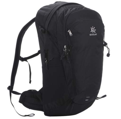 Kailas-Wind Tunnel 30L-Backpacking Pack-Gray-Gearaholic.com.sg