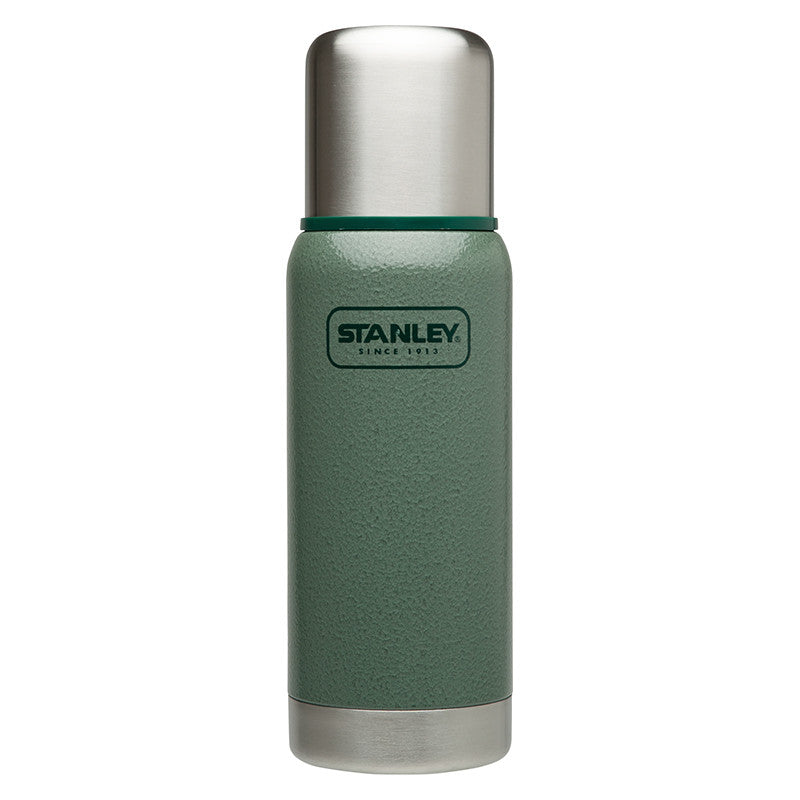 Stanley-Adventure Vacuum Bottle 0.75L-Vacuum Bottle-Hammertone Green-Gearaholic.com.sg