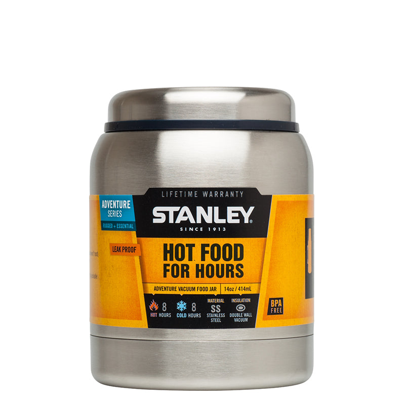 Stanley-Adventure Vacuum Food Jar 414ml-Vacuum Food Jar-Gearaholic.com.sg