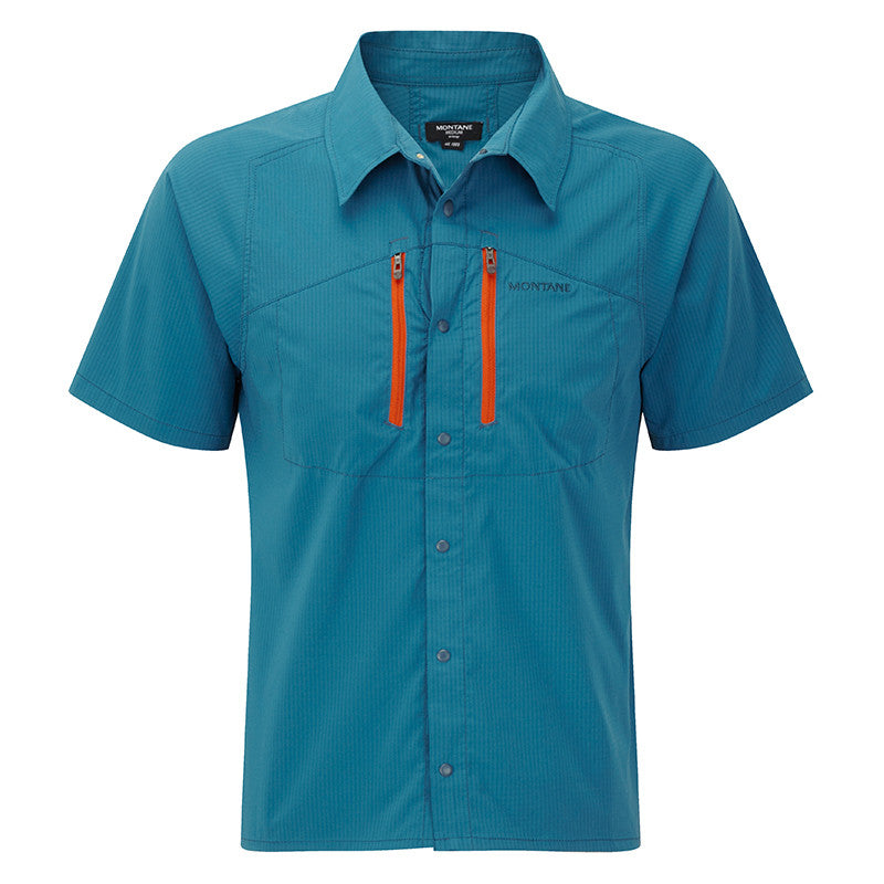 Montane-Men's Terra Nomad Shirt-Mens Next to Skin-Moroccan Blue-S-Gearaholic.com.sg