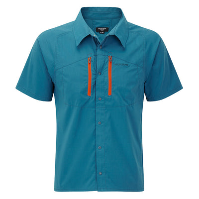 Shop for Montane at Men's Terra Nomad Shirt at Gearaholic.com.sg