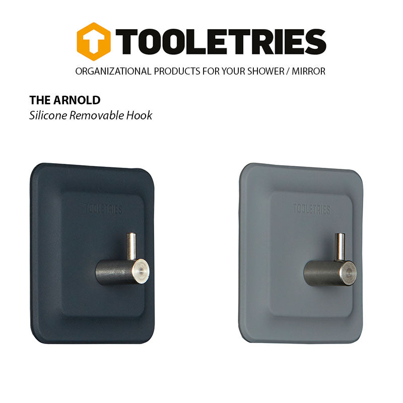 Tooletries-The Arnold - Reusable Hook-Other Accessories-Gearaholic.com.sg