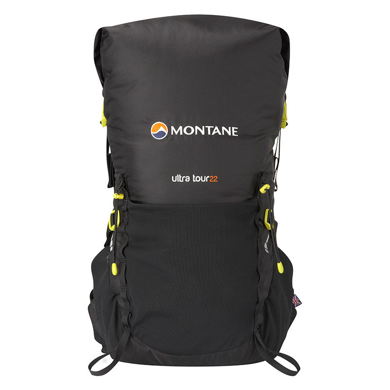 Montane-Montane Ultra Tour 22 Backpack-Backpacking Pack-Black-Gearaholic.com.sg