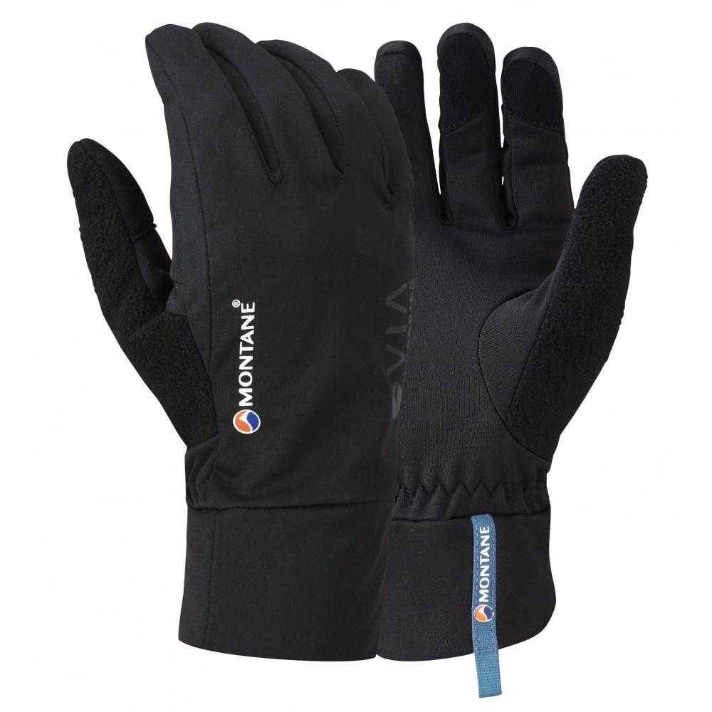 Montane-Men's VIA Trail Glove-Men's Glove-Black-S-Gearaholic.com.sg