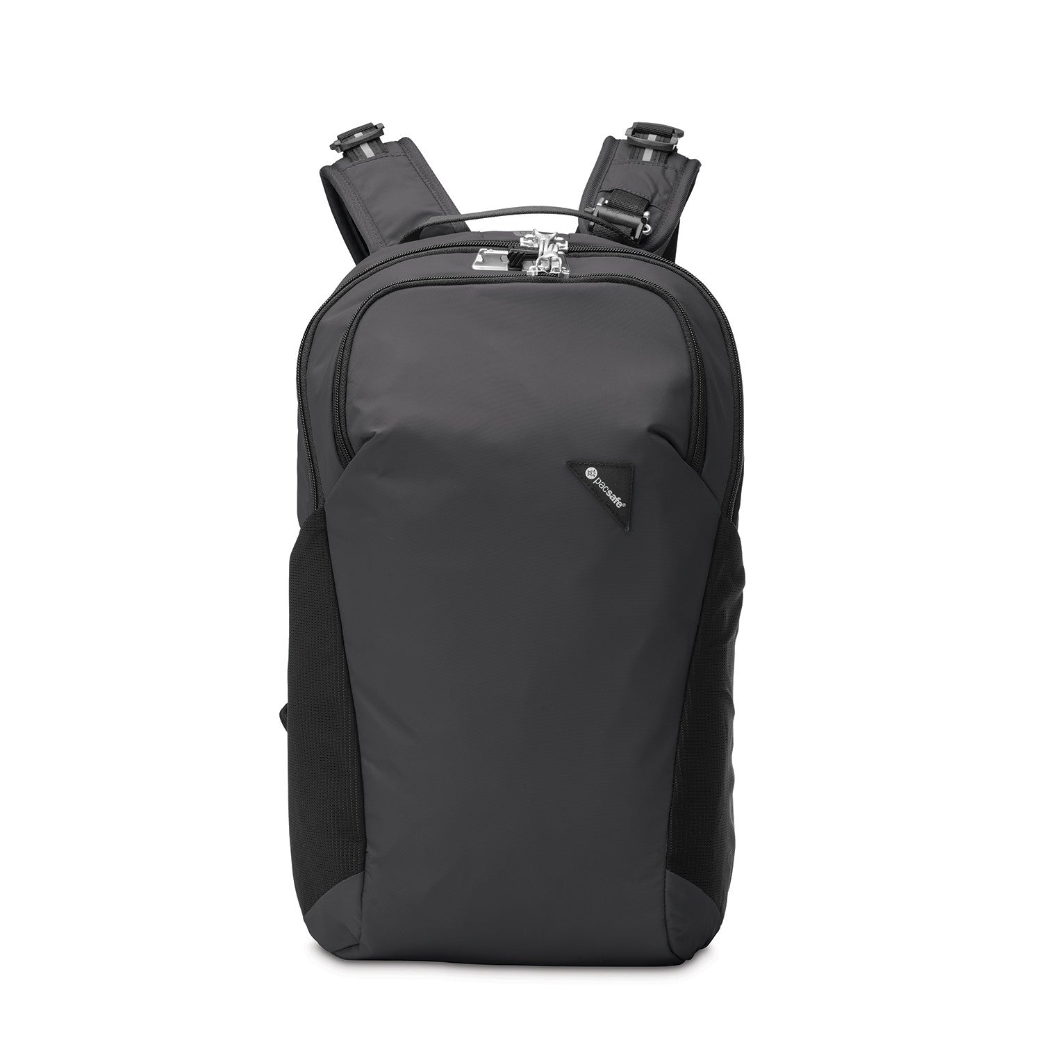Pacsafe-Vibe 20 Anti-Theft 20L Backpack-RFID Bag-Black-Gearaholic.com.sg