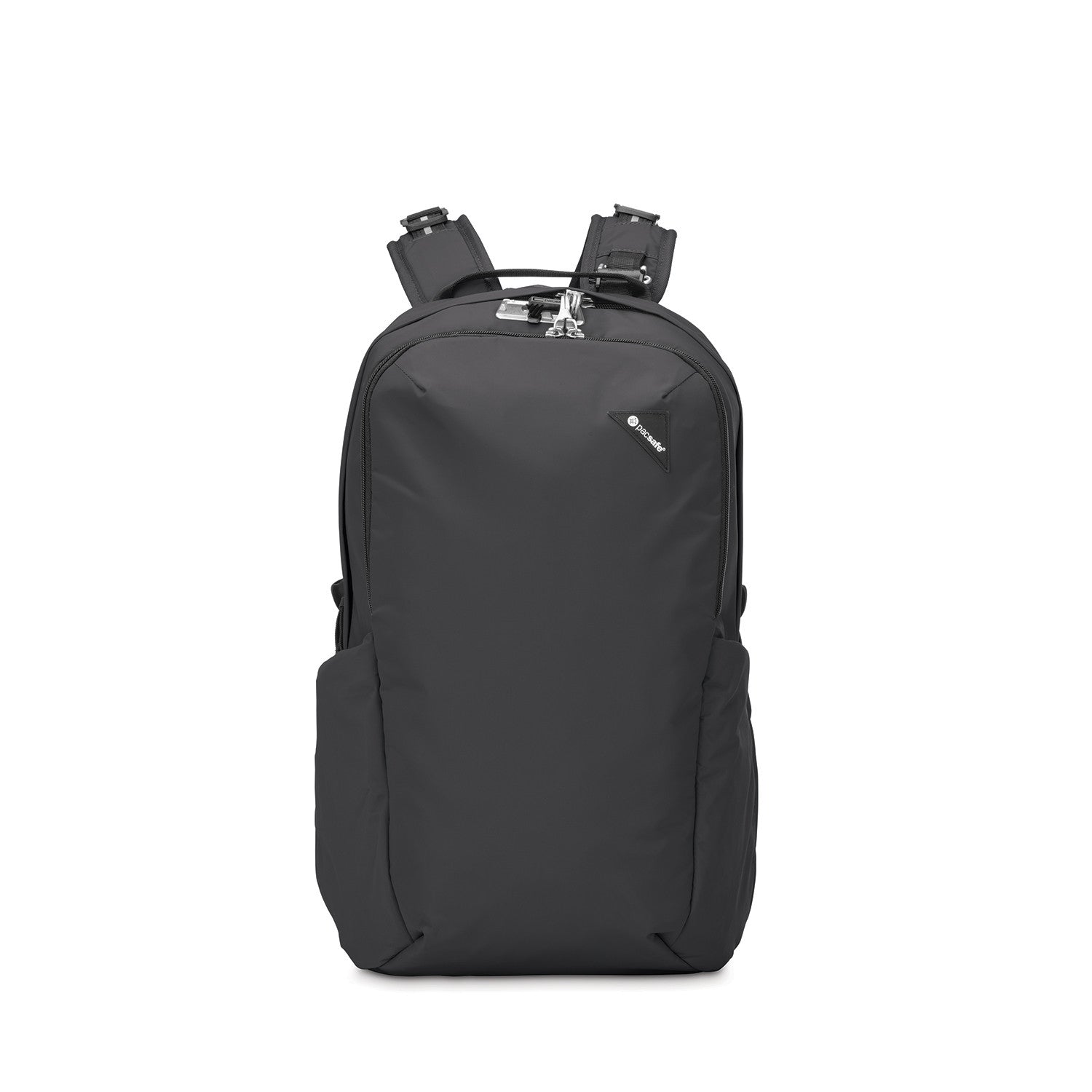 Pacsafe-Vibe 25 Anti-Theft 25L Backpack-RFID Bag-Black-Gearaholic.com.sg