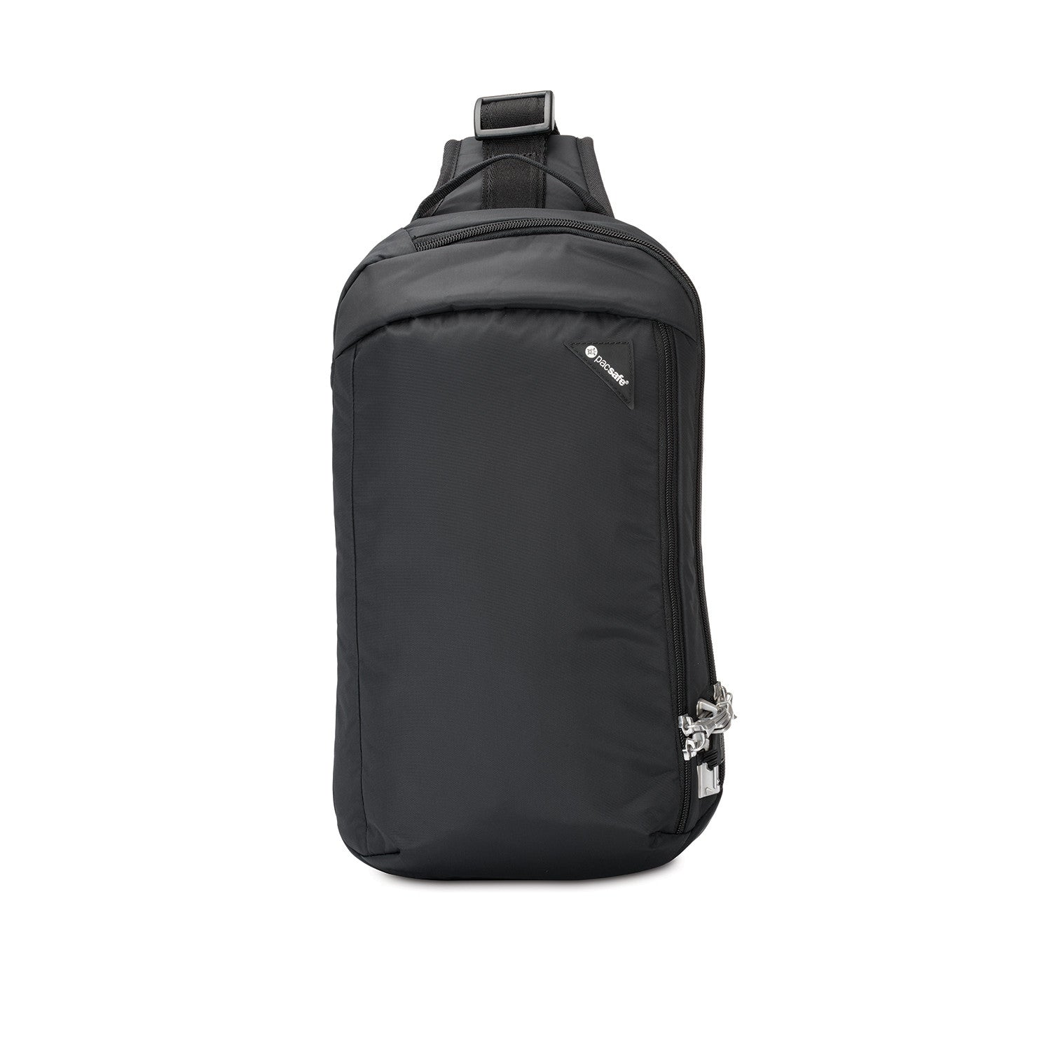 Pacsafe-Vibe 325 Anti-Theft Cross Body Pack-RFID Bag-Black-Gearaholic.com.sg