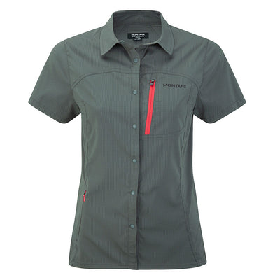 Shop for Montane at Women's Terra Nomad Shirt at Gearaholic.com.sg