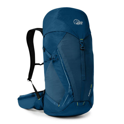 Lowe Alpine-Lowe Alpine Aeon 35-Backpacking Pack-Azure-Gearaholic.com.sg