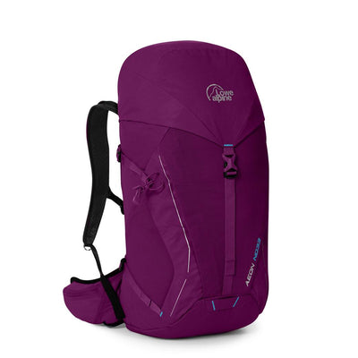 Lowe Alpine-Lowe Alpine Aeon ND33-Backpacking Pack-Ruby Wine-Gearaholic.com.sg