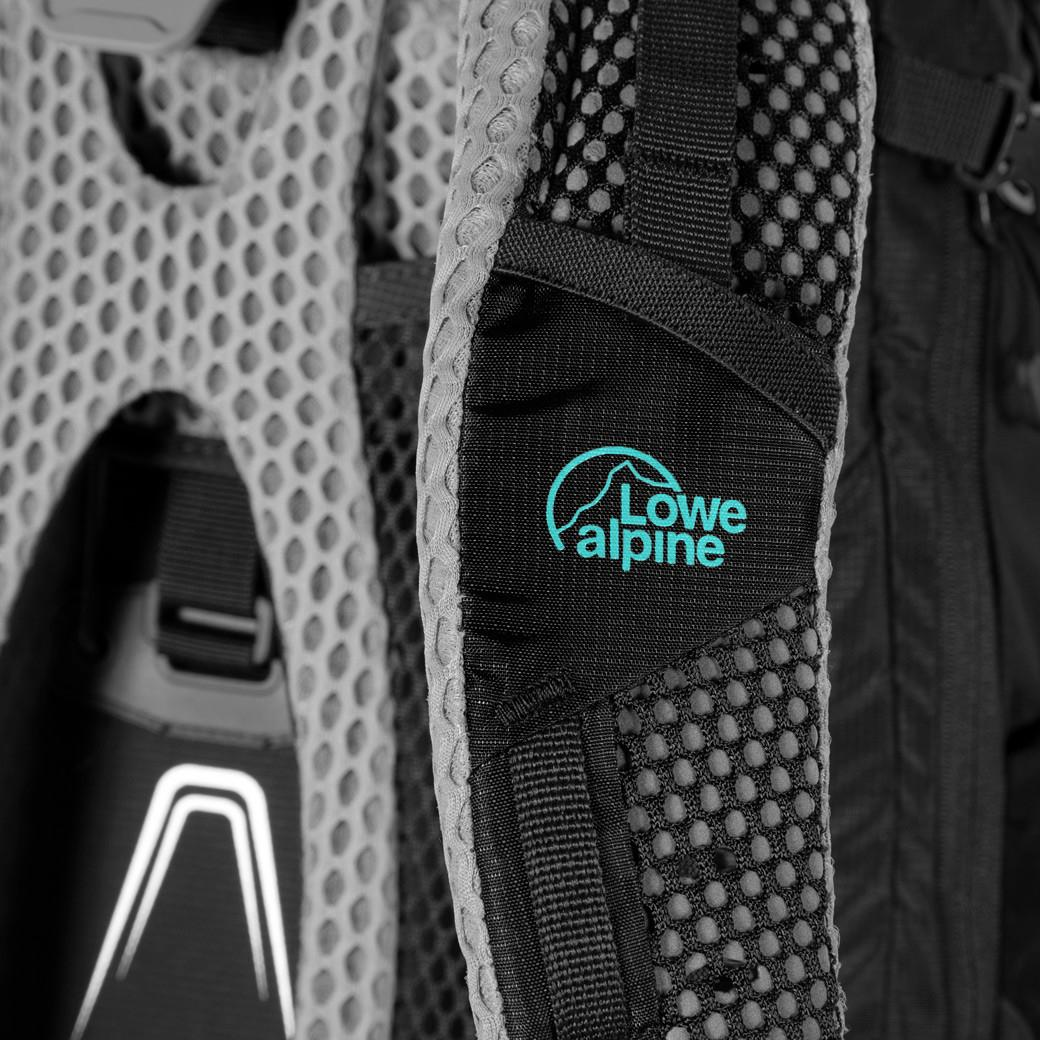 Lowe Alpine-AirZone Trek+ ND33:40 (Design for Women)-Backpacking Pack-Black-Gearaholic.com.sg