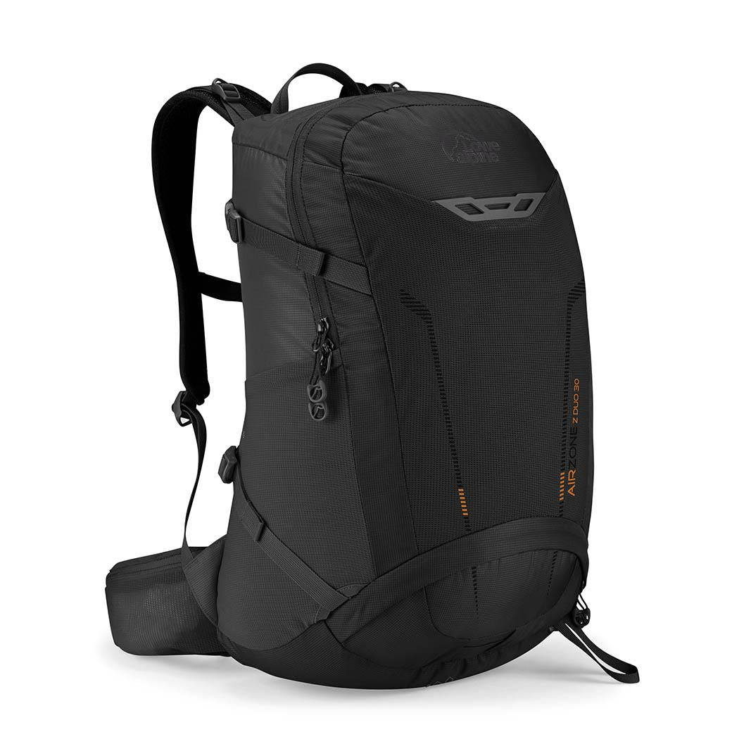 Lowe Alpine-AirZone Z Duo 30-Backpacking Pack-Black-Gearaholic.com.sg